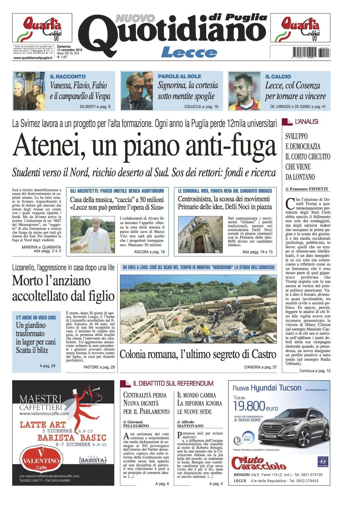 quotidiano-puglia-13-novembre