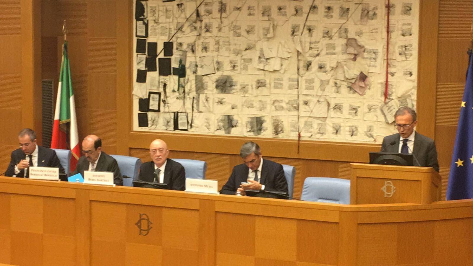 foto relatori convegno giudici senza limiti